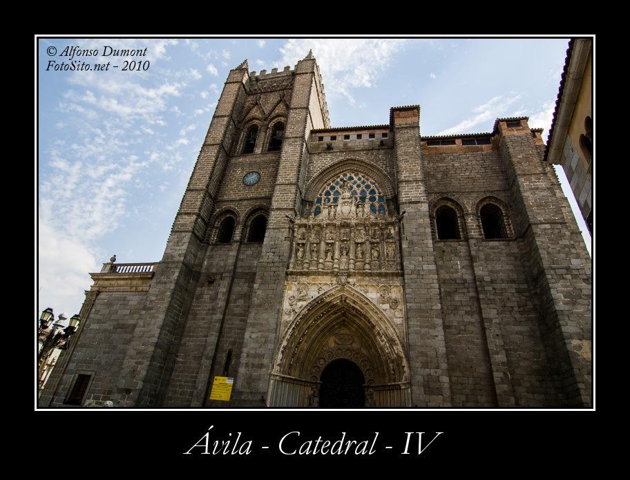 Avila – Catedral – IV