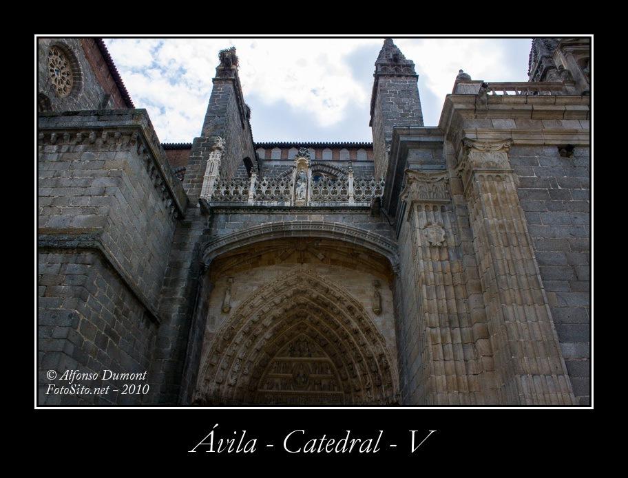 Avila – Catedral – V