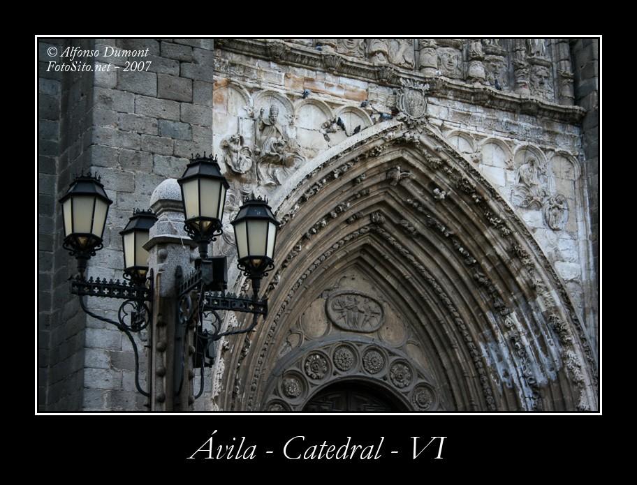 Avila – Catedral – VI