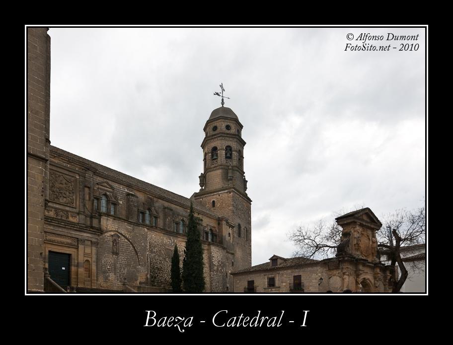 Baeza – Catedral – I