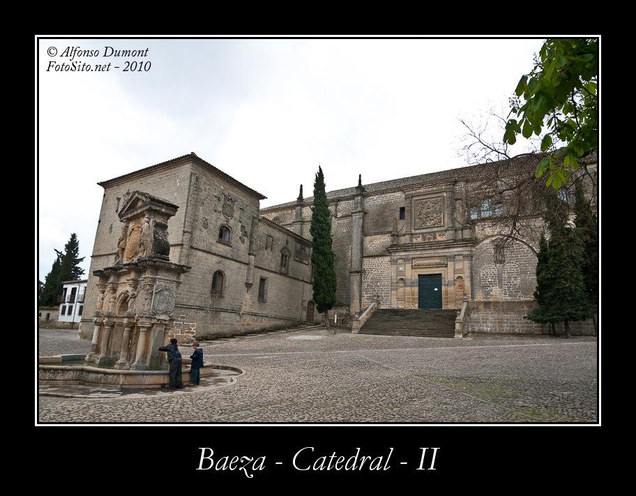 Baeza – Catedral – II