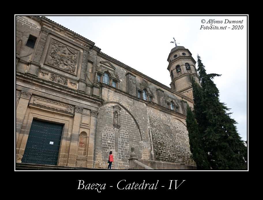 Baeza – Catedral – IV
