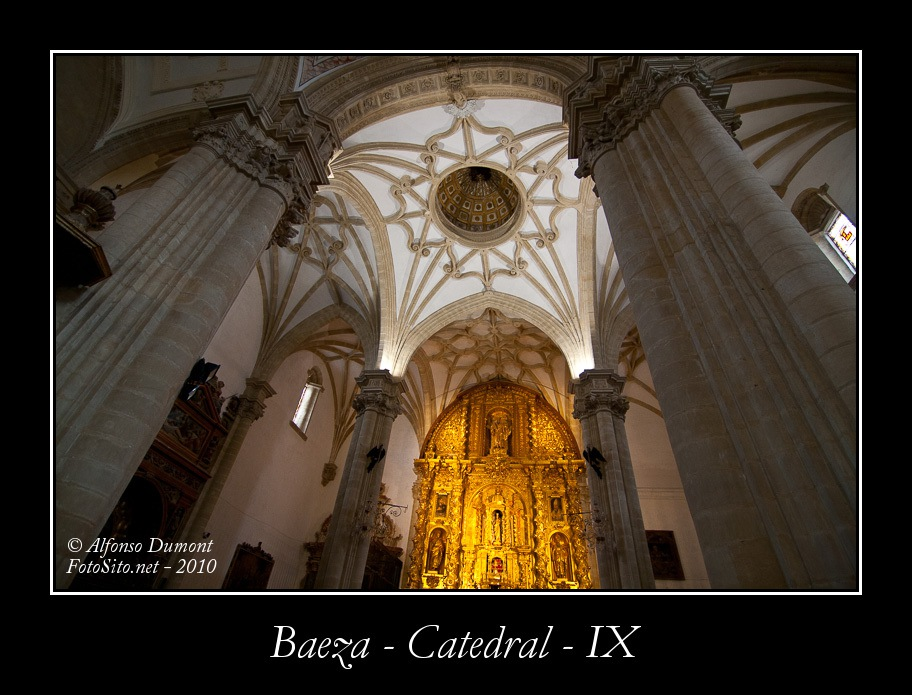 Baeza – Catedral – IX