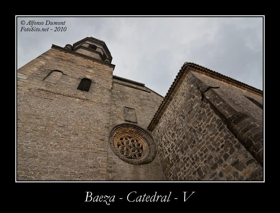 Baeza – Catedral – V