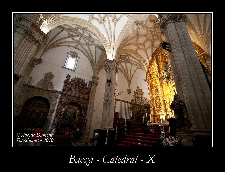 Baeza – Catedral – X