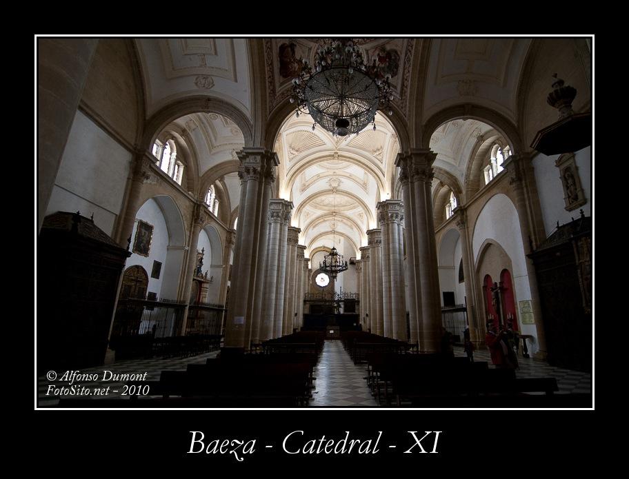 Baeza – Catedral – XI