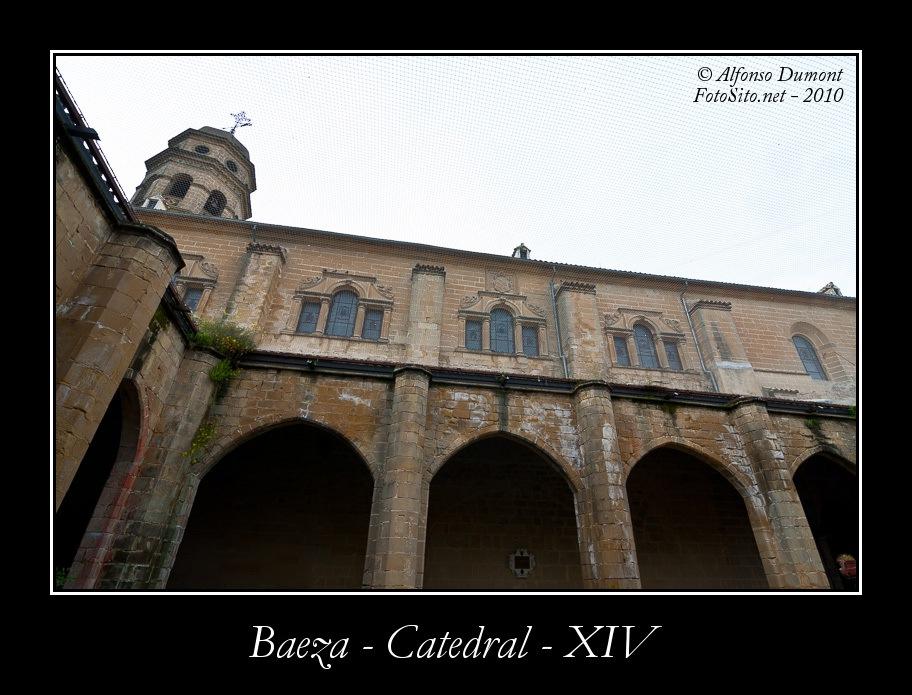Baeza – Catedral – XIV