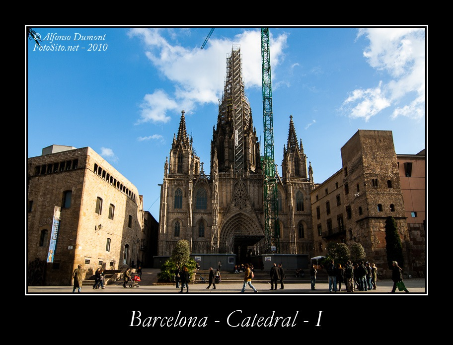 Barcelona – Catedral – I