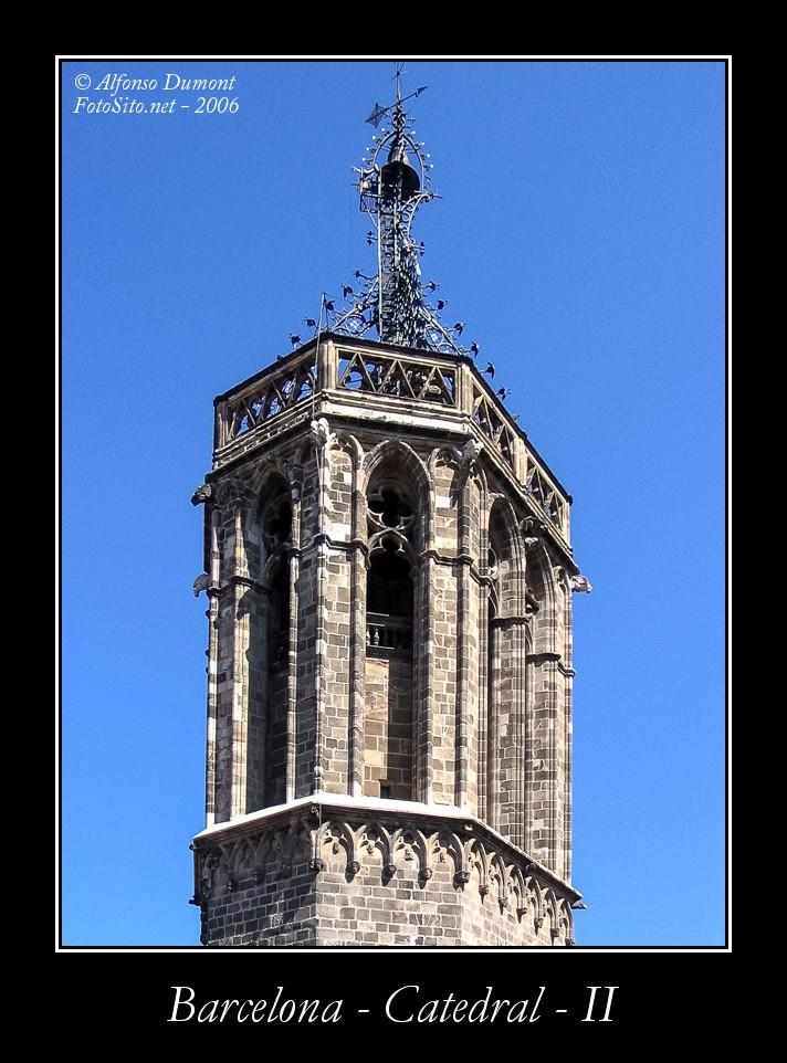 Barcelona – Catedral – II