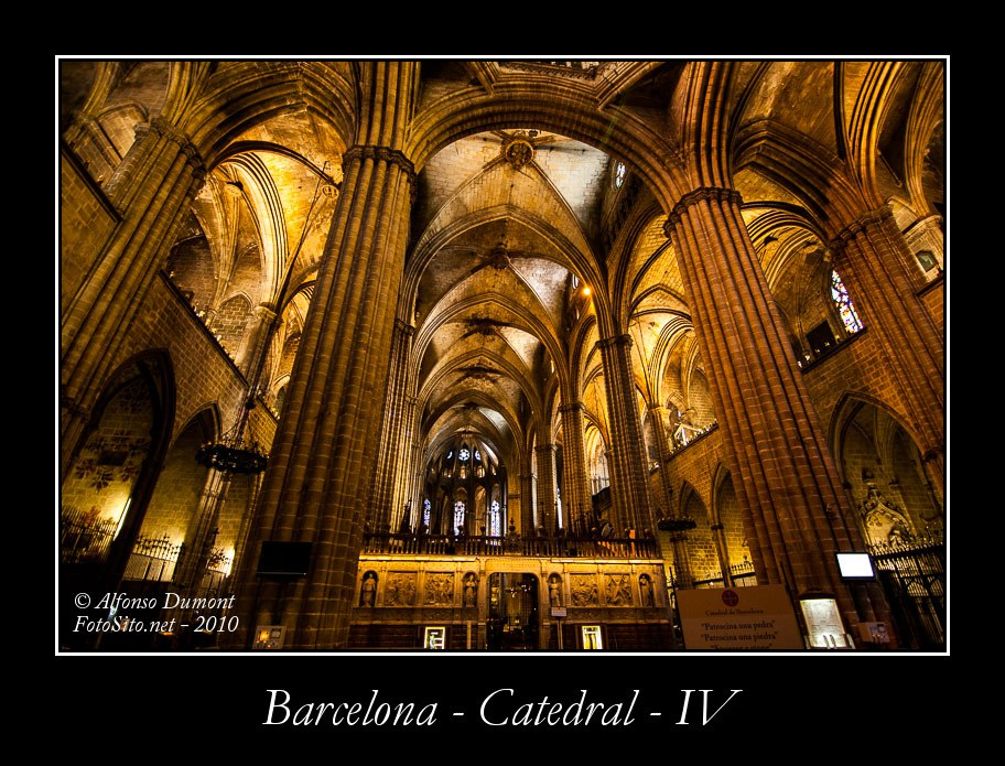 Barcelona – Catedral – IV