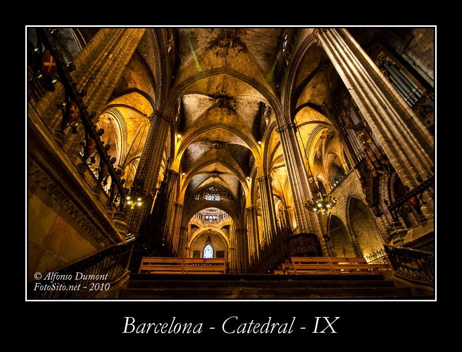 Barcelona – Catedral – IX