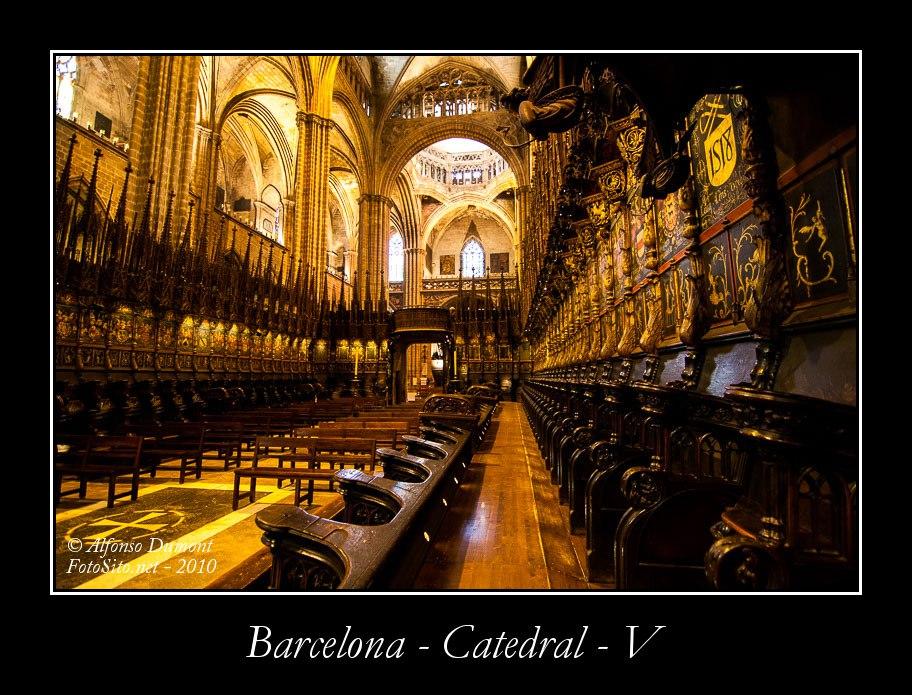 Barcelona – Catedral – V