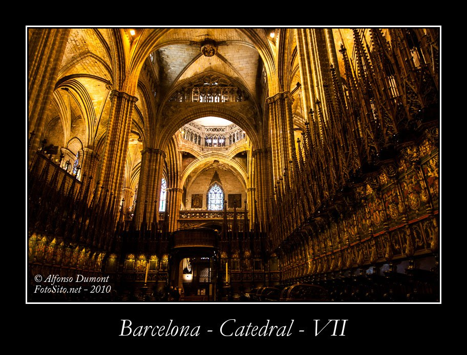 Barcelona – Catedral – VII