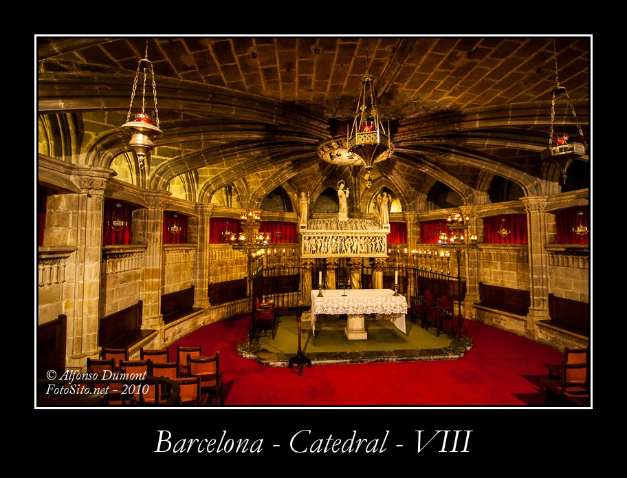Barcelona – Catedral – VIII