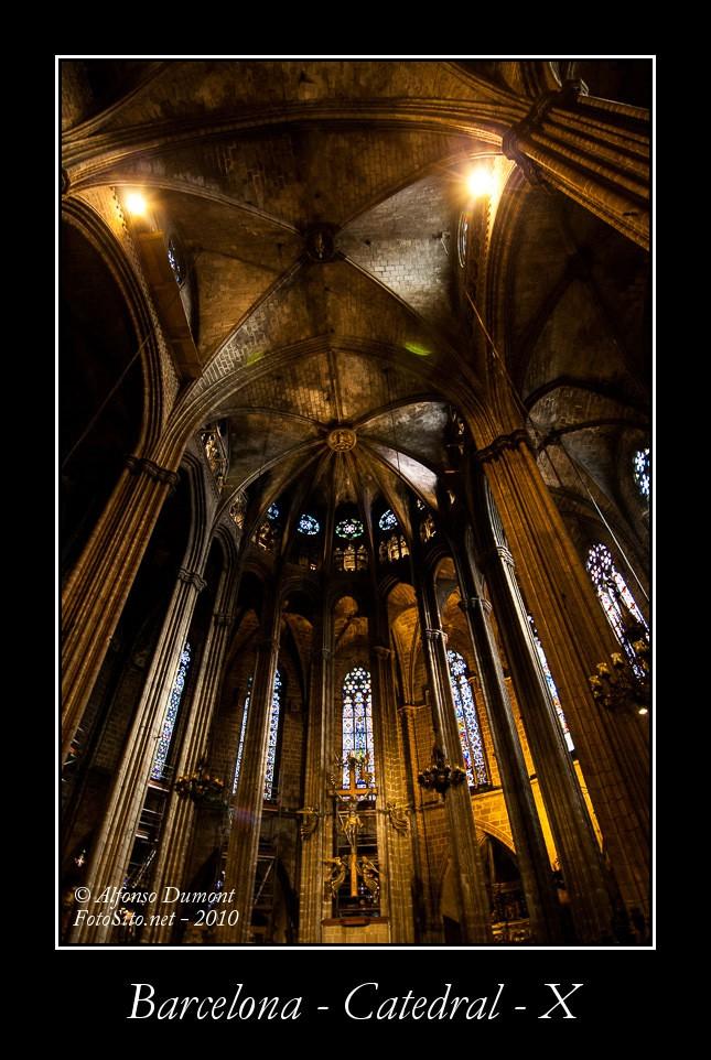 Barcelona – Catedral – X