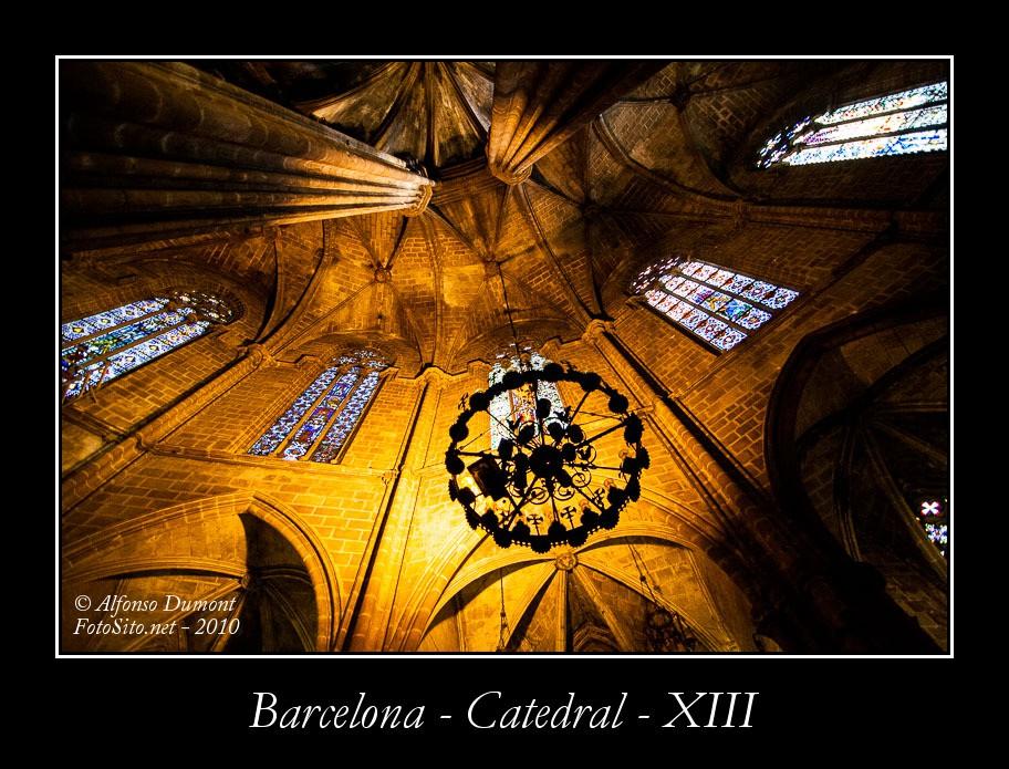 Barcelona – Catedral – XIII