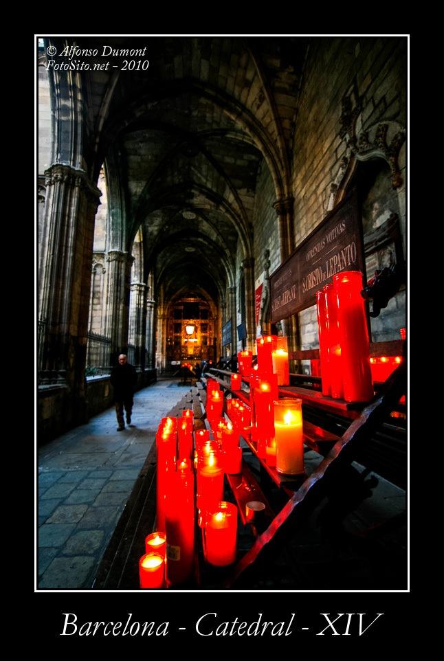 Barcelona – Catedral – XIV