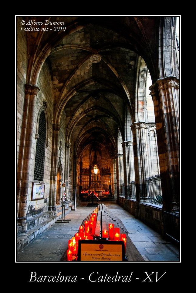 Barcelona – Catedral – XV