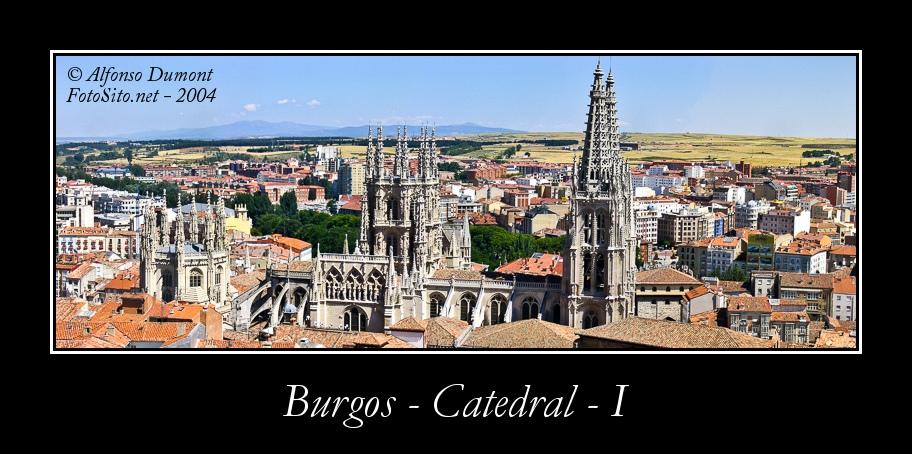Burgos – Catedral – I