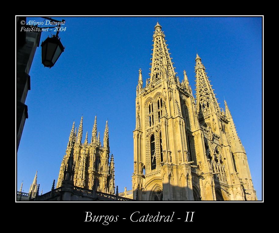 Burgos – Catedral – II