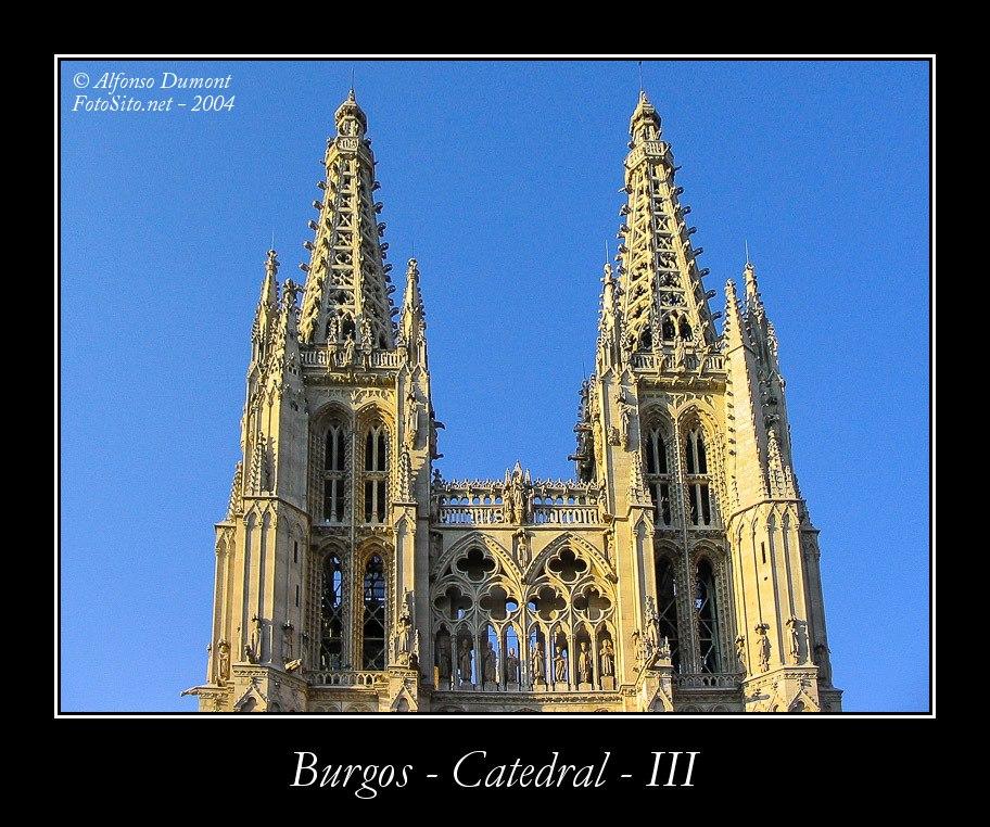 Burgos – Catedral – III