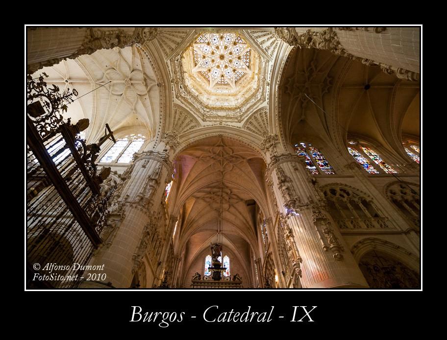 Burgos – Catedral – IX