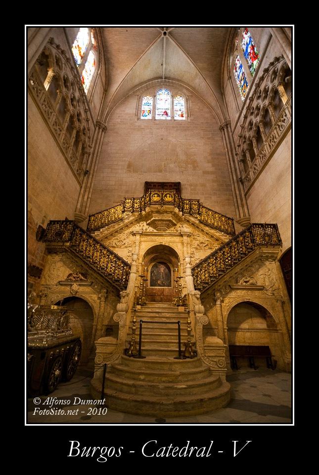 Burgos – Catedral – V