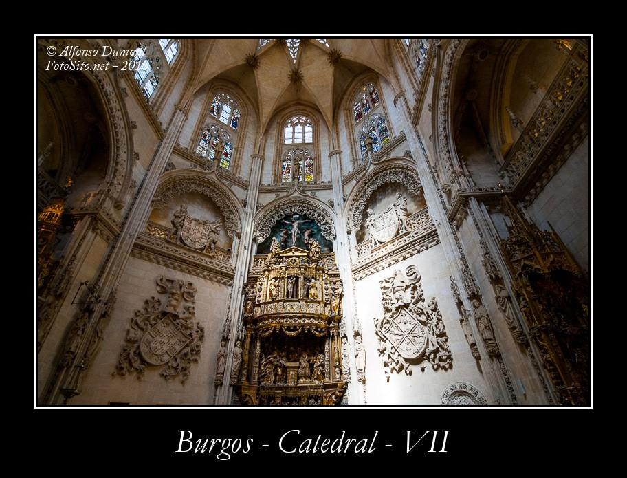 Burgos – Catedral – VII