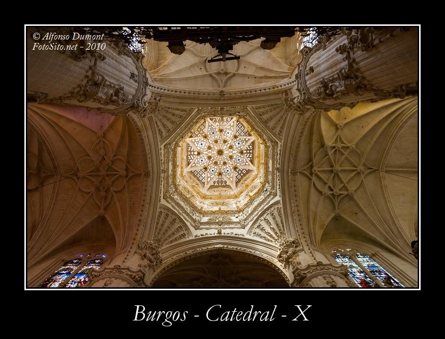 Burgos – Catedral – X