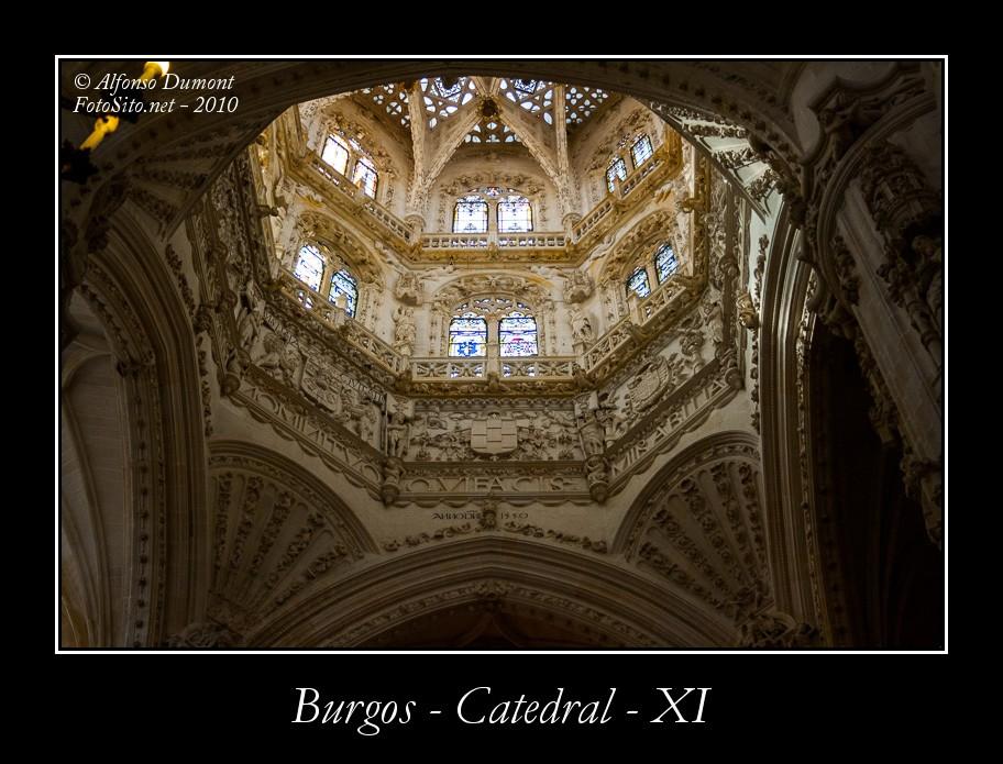 Burgos – Catedral – XI