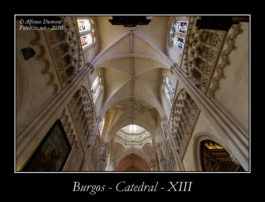 Burgos – Catedral – XIII