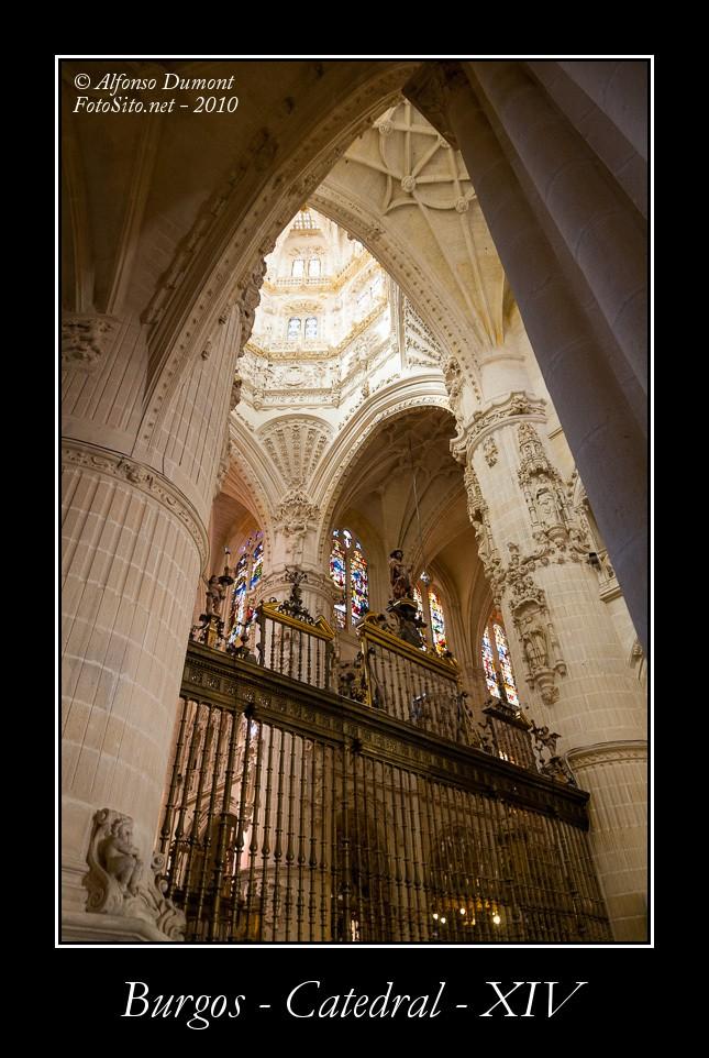 Burgos – Catedral – XIV