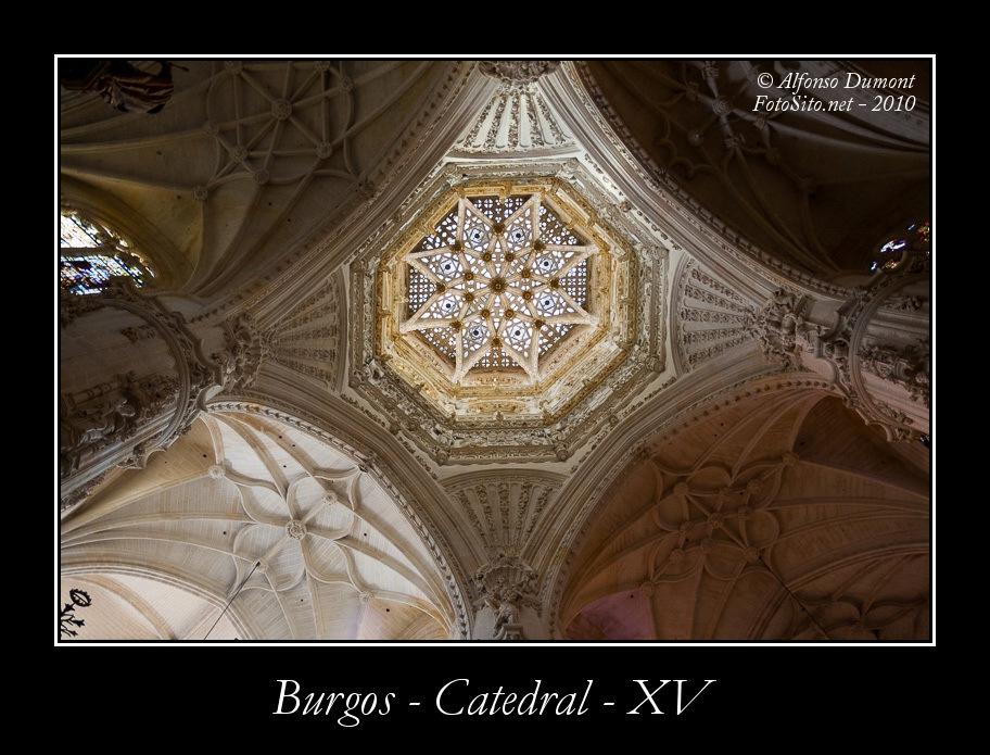 Burgos – Catedral – XV