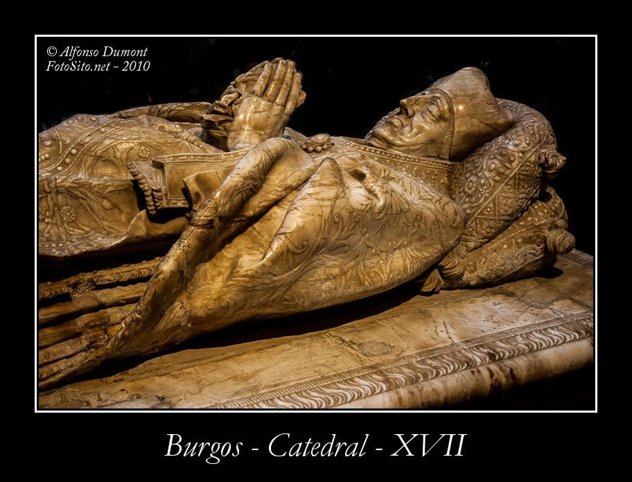 Burgos – Catedral – XVII