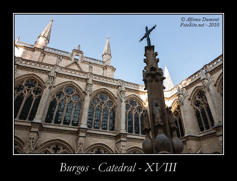 Burgos – Catedral – XVIII