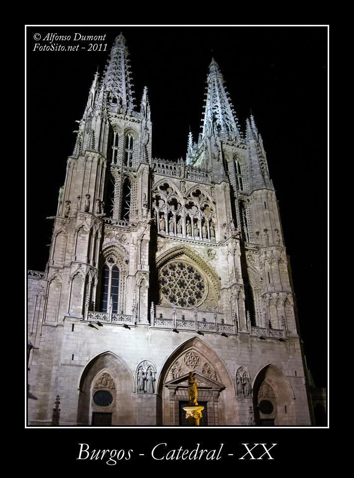 Burgos – Catedral – XX