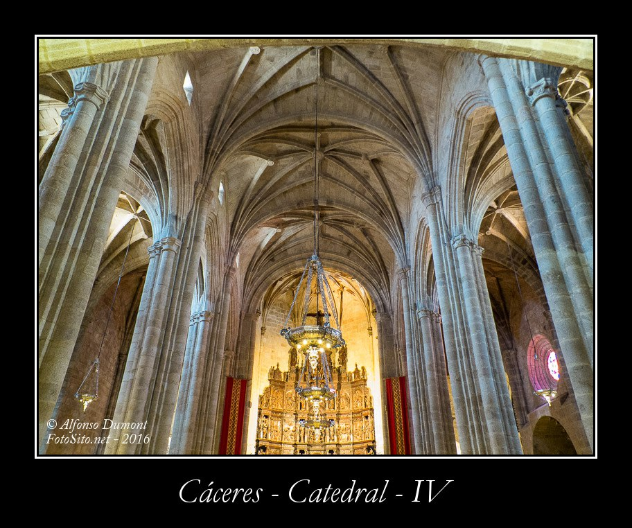 Caceres – Catedral – IV