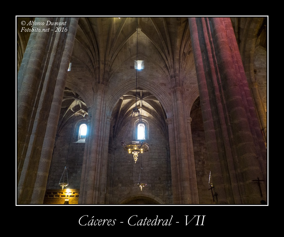 Caceres – Catedral – VII