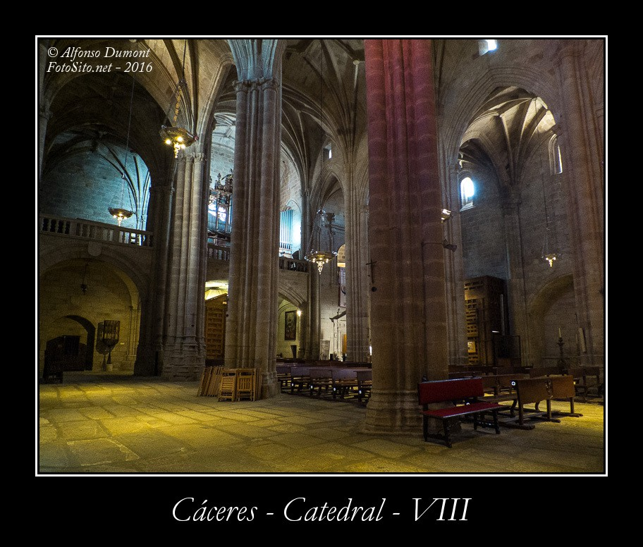 Caceres – Catedral – VIII