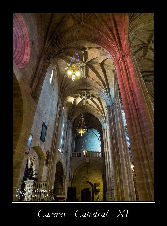 Caceres – Catedral – XI