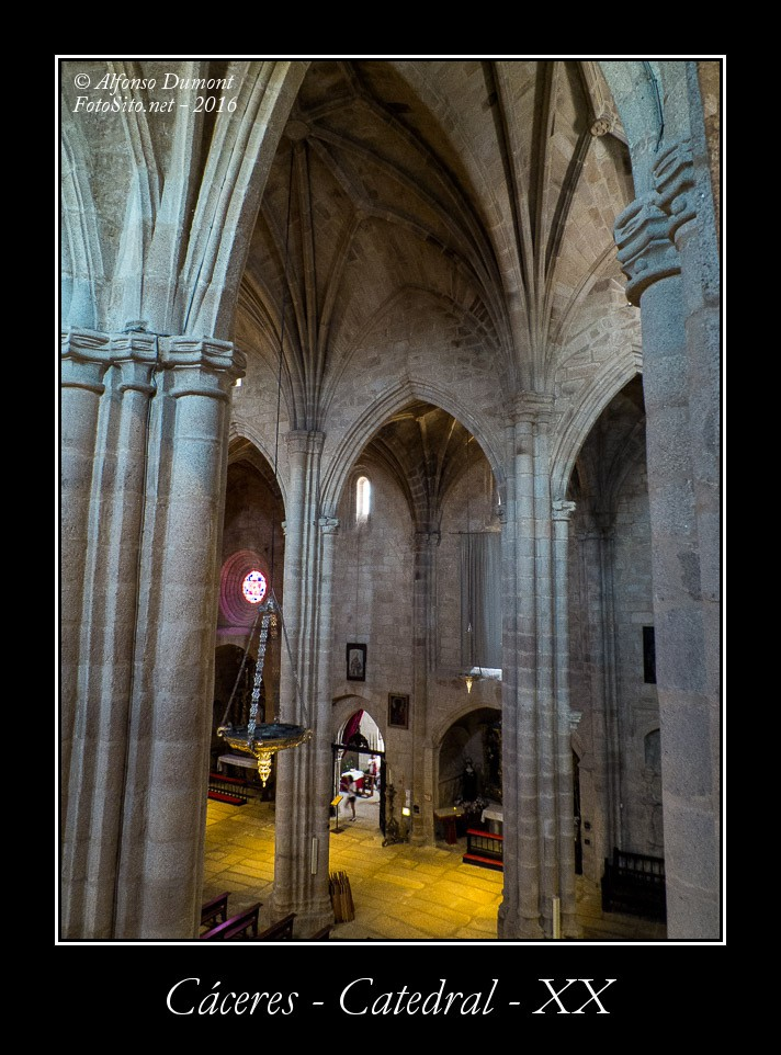 Caceres – Catedral – XX
