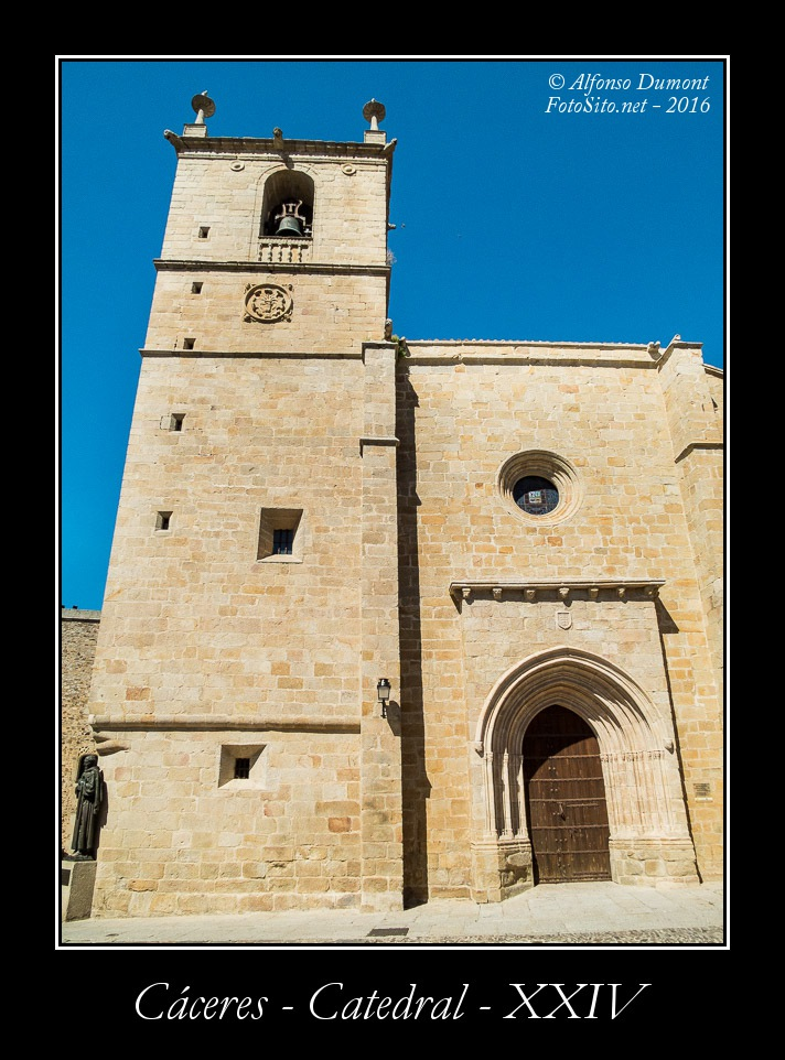 Caceres – Catedral – XXIV