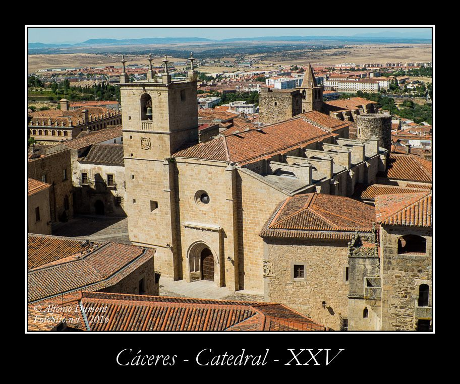 Caceres – Catedral – XXV