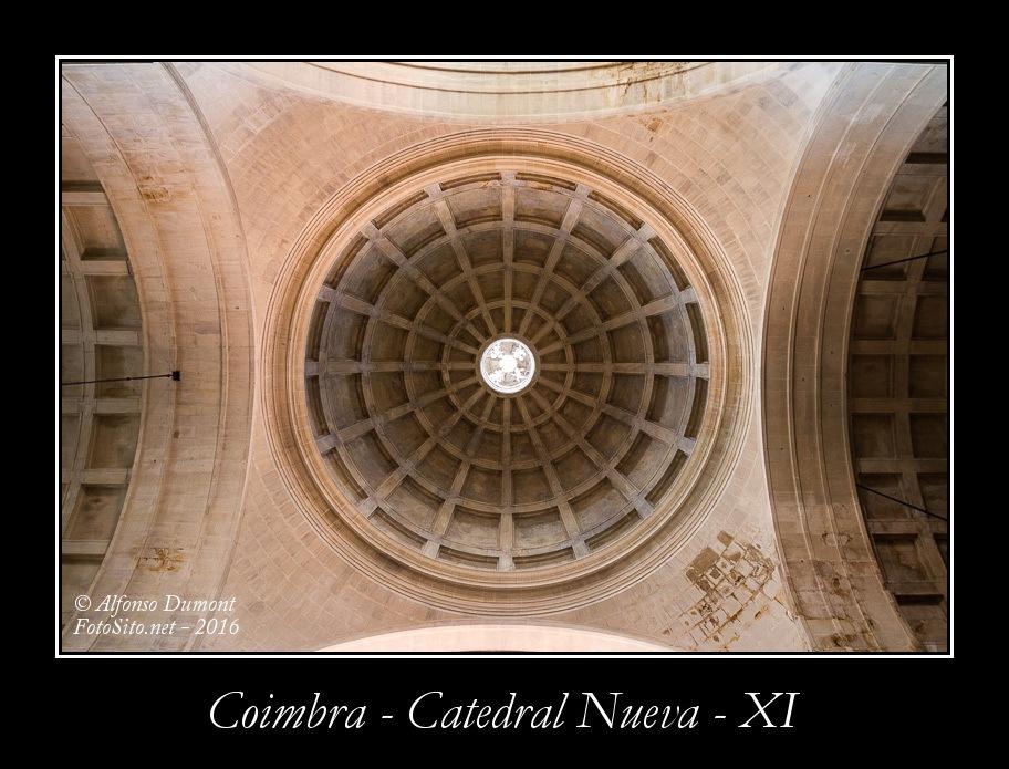 Coimbra – Catedral Nueva – XI