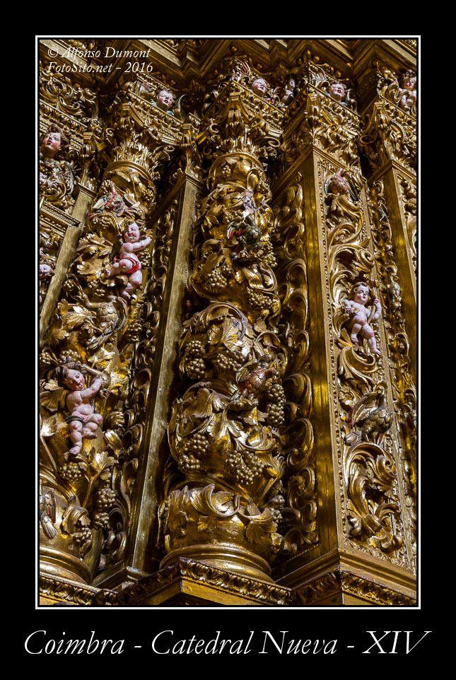 Coimbra – Catedral Nueva – XIV
