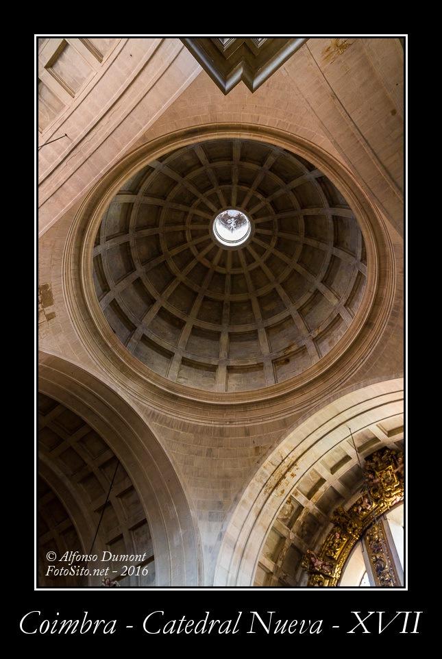 Coimbra – Catedral Nueva – XVII