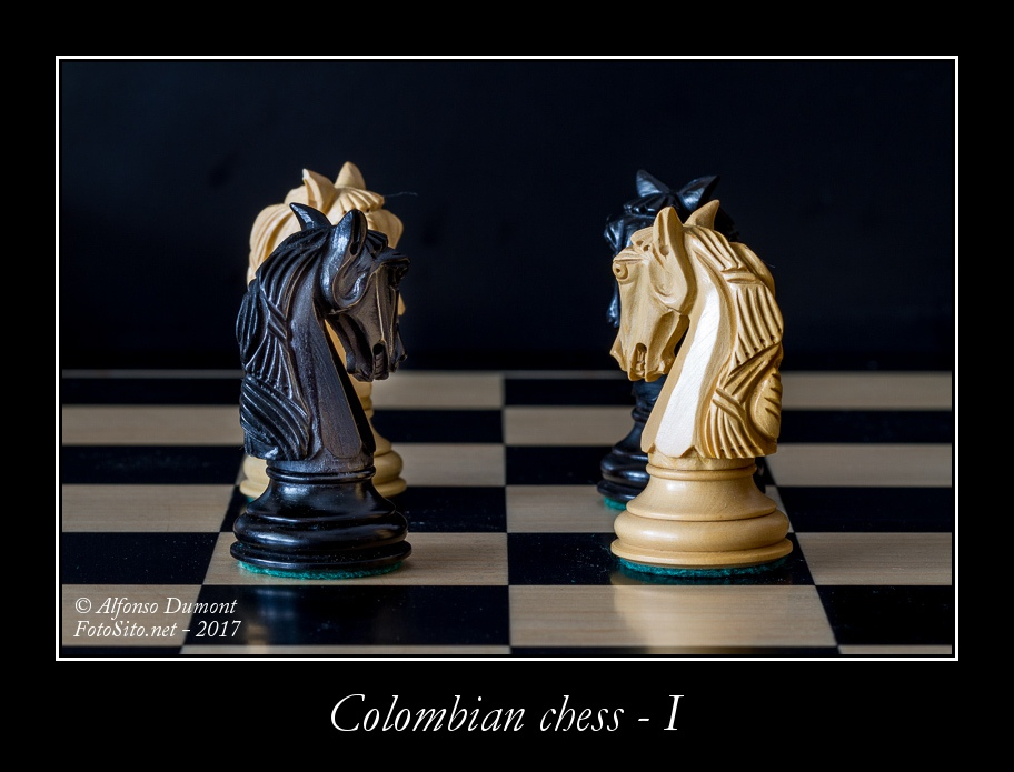 colombian chess i