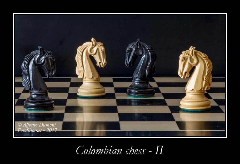 colombian chess ii