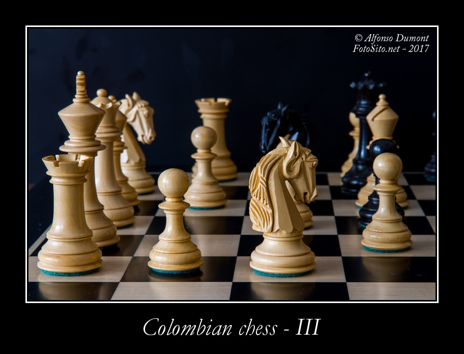 colombian chess iii