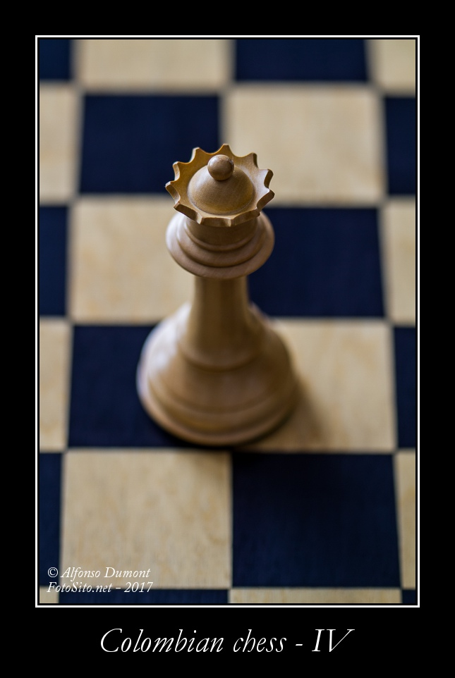 colombian chess iv